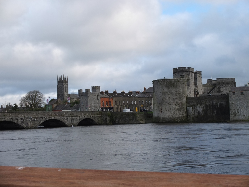 Limerick by the river